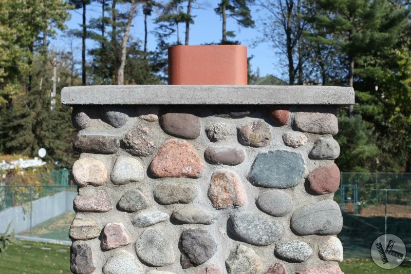 Minnesota Stone Chimney Repair